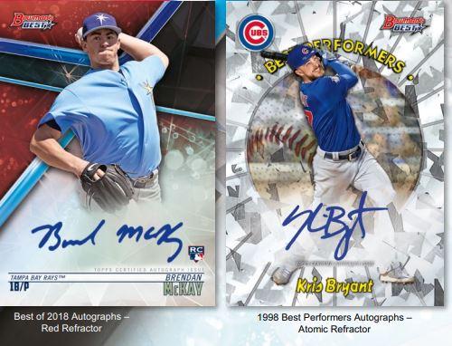 New 2018 Bowmans Best Baseball 8 Box Case Break 2 Random Teams Free Spot Giveaway