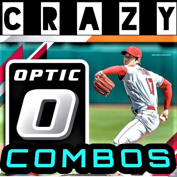 Crazy Combo Break 2019 Donruss Optic Baseball 12 Box Case Break 3 Random Teams Free Spot Giveaway See Shipping Details
