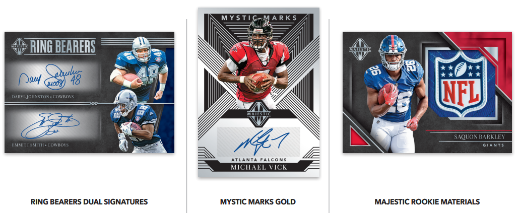 Giveaway Entry Break 2019 Panini Majestic Football 6 Box Case Break 2 Random Teams Free Spot Giveaway