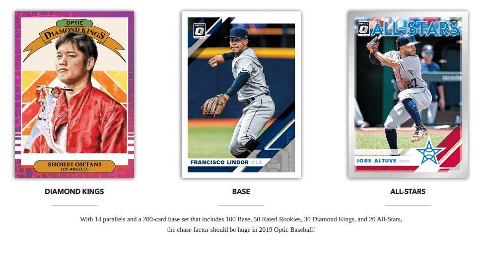 Crazy Combo Break 2019 Donruss Optic Baseball 12 Box Case Break 1 Random Teams Free Spot Giveaway See Shipping Details